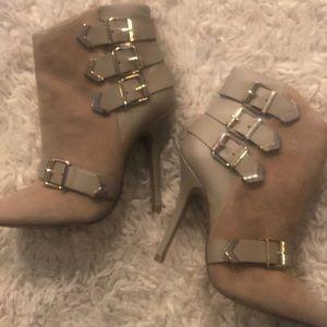 Aldo Shoes - Aldo buckle boot size 35 US 5